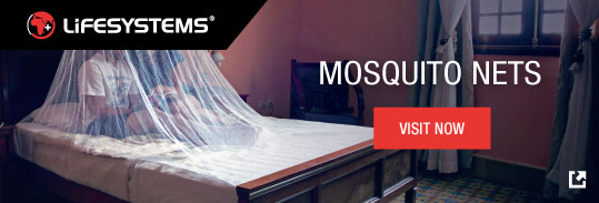 Lifesystems Mosquito Nets
