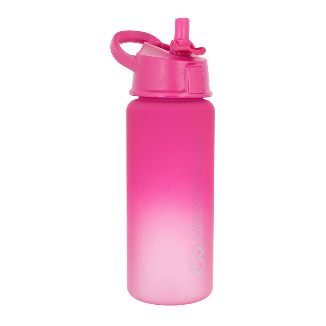 Flip-top Water Bottle (pink)