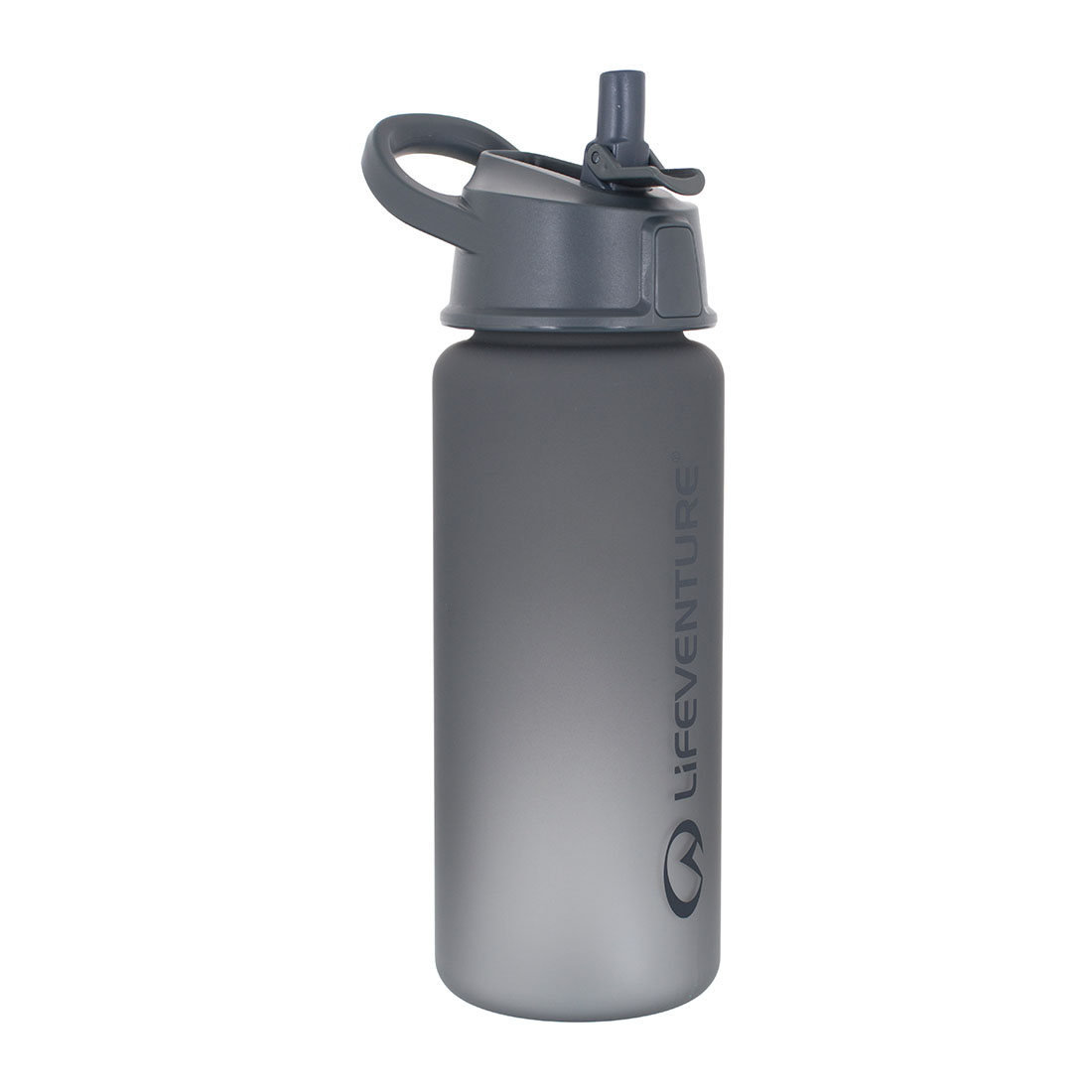Flip-top Water Bottle (grey)