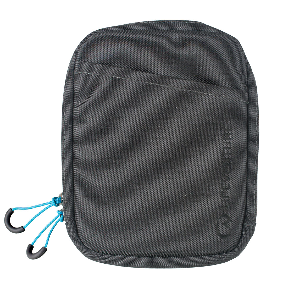 Silk Sleeping Bag Liner (grey  Rectangular)