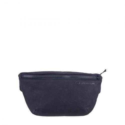 Kibo RFiD Waist Pack (Navy, Small)