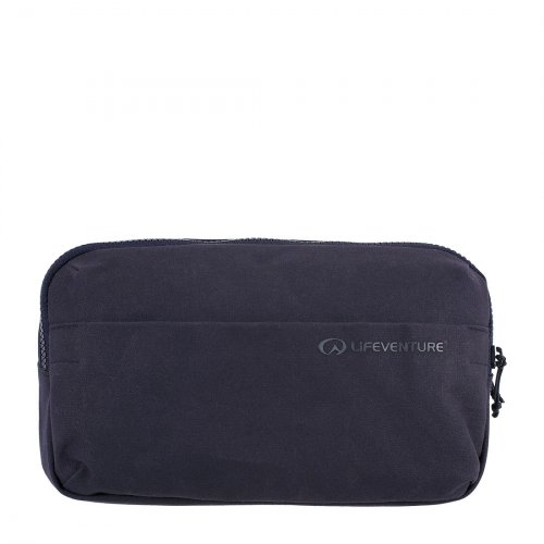 Kibo RFiD Waist Pack (Navy, Large)