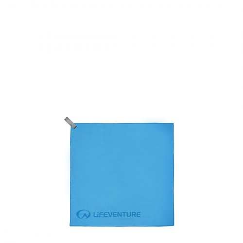 SoftFibre Blue Travel Towel (Pocket)