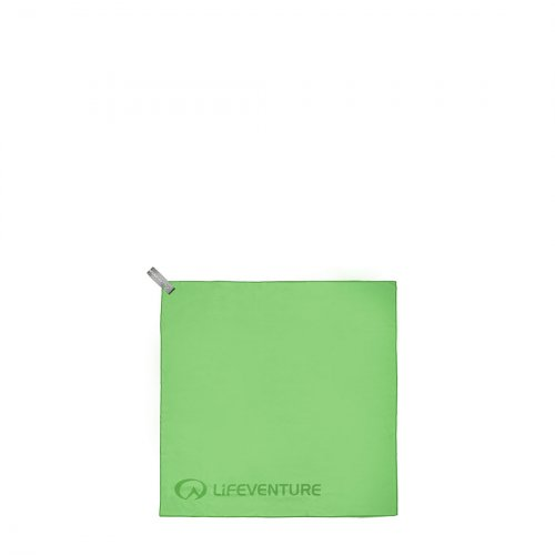 SoftFibre Green Travel Towel (Pocket)