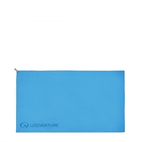 SoftFibre Blue Travel Towel (X Large)