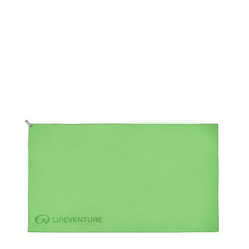 SoftFibre Green Travel Towel (X Large)