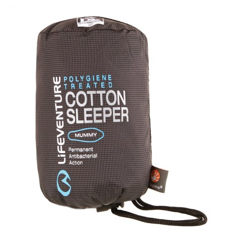 AXP Cotton Sleeping Bag Liner (Mummy)