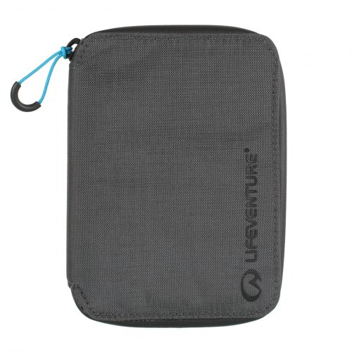 RFiD Travel Wallet - Mini (Grey)