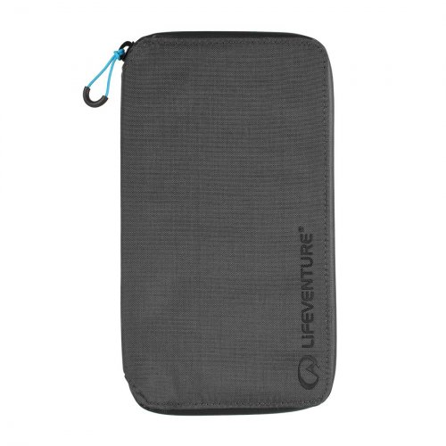 RFiD Travel Wallet (Grey)