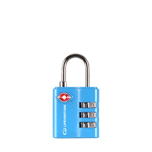 TSA Combination Lock (Blue)