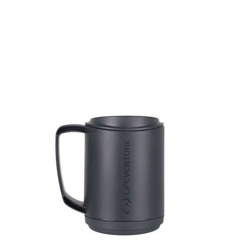 Ellipse Insulated Mugs (Graphite)