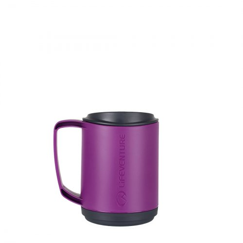 Ellipse Insulated Mugs (Purple)