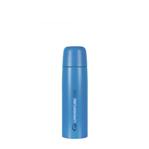 TiV Vacuum Flasks (Blue, 500ml)