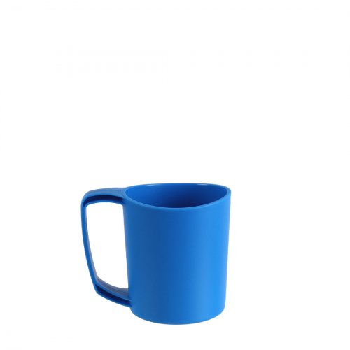 Ellipse Plastic Camping Mugs (Blue)