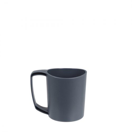 Ellipse Plastic Camping Mugs (Graphite)