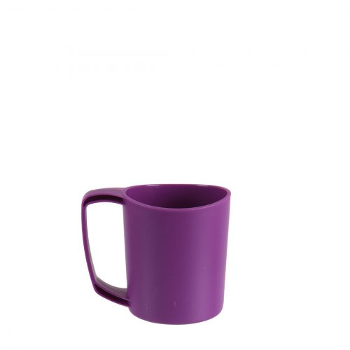 Ellipse Plastic Camping Mugs (Purple)