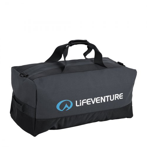Expedition Duffle Bag (Black/Grey)