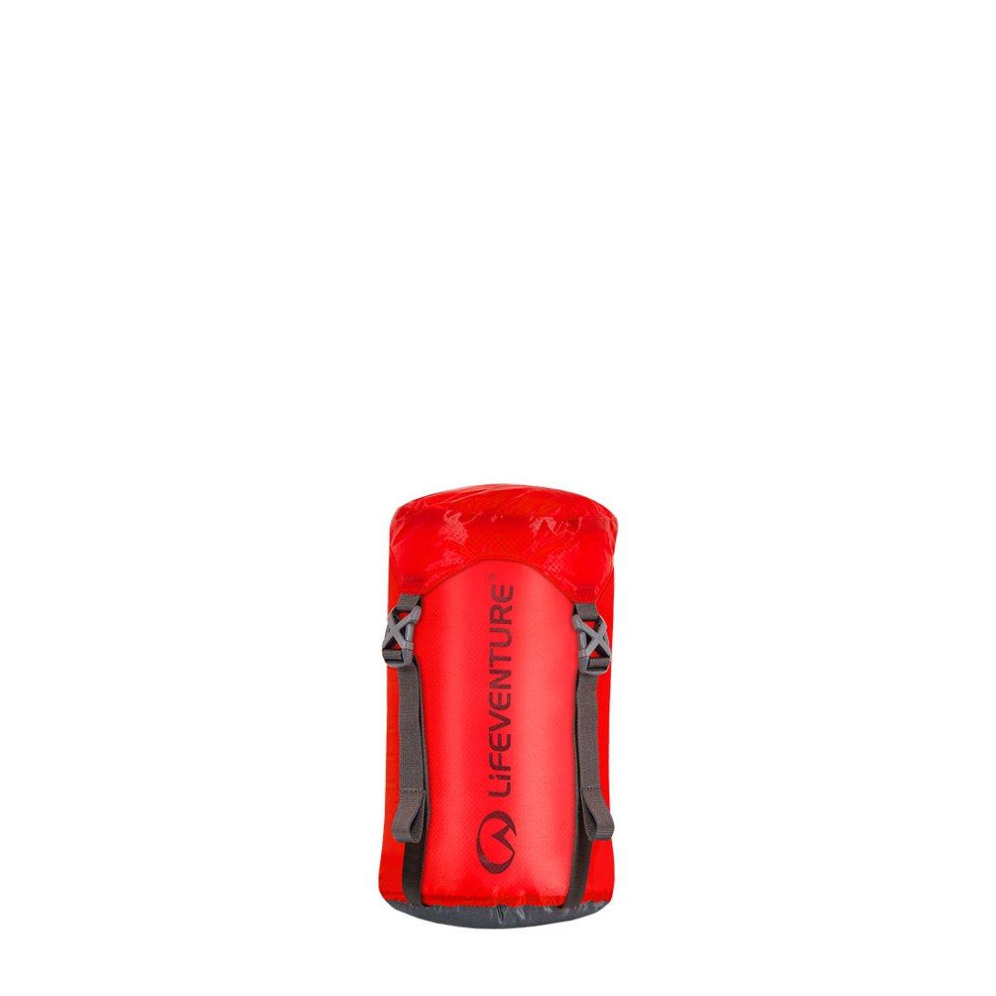 Red 5L compression sack