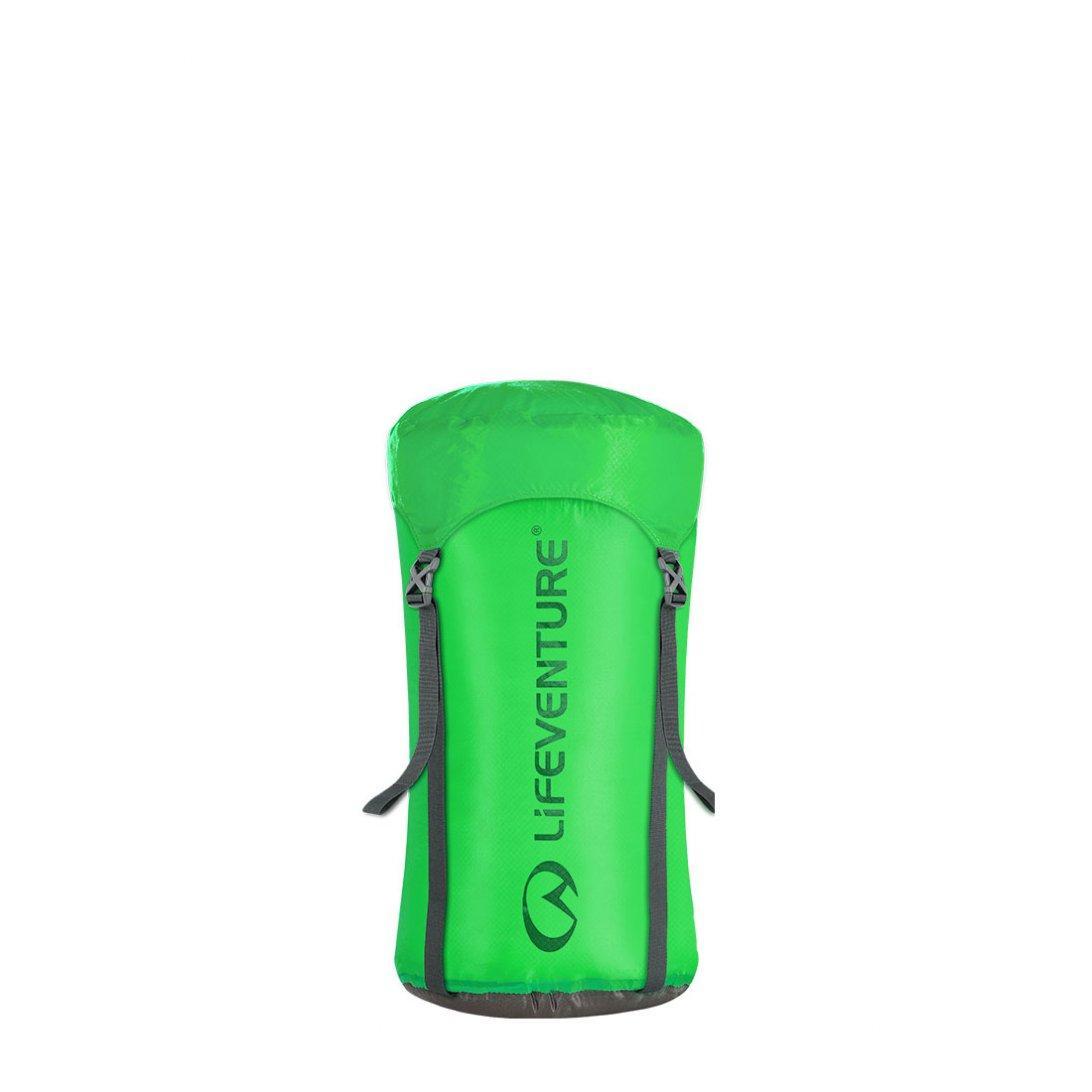 Green 15L compression sack