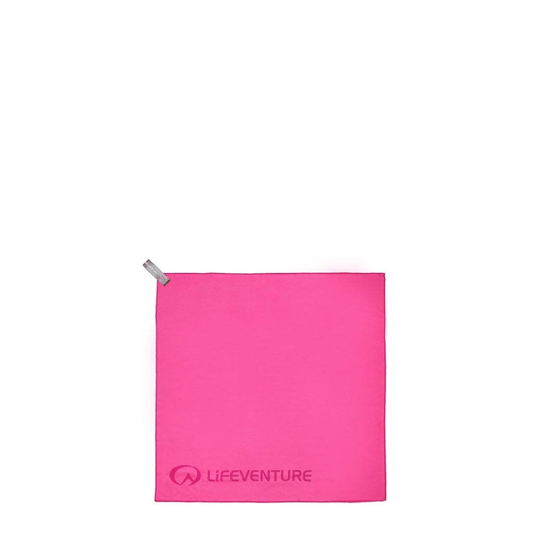 Softfibre Travel Towel Pocket - Pink