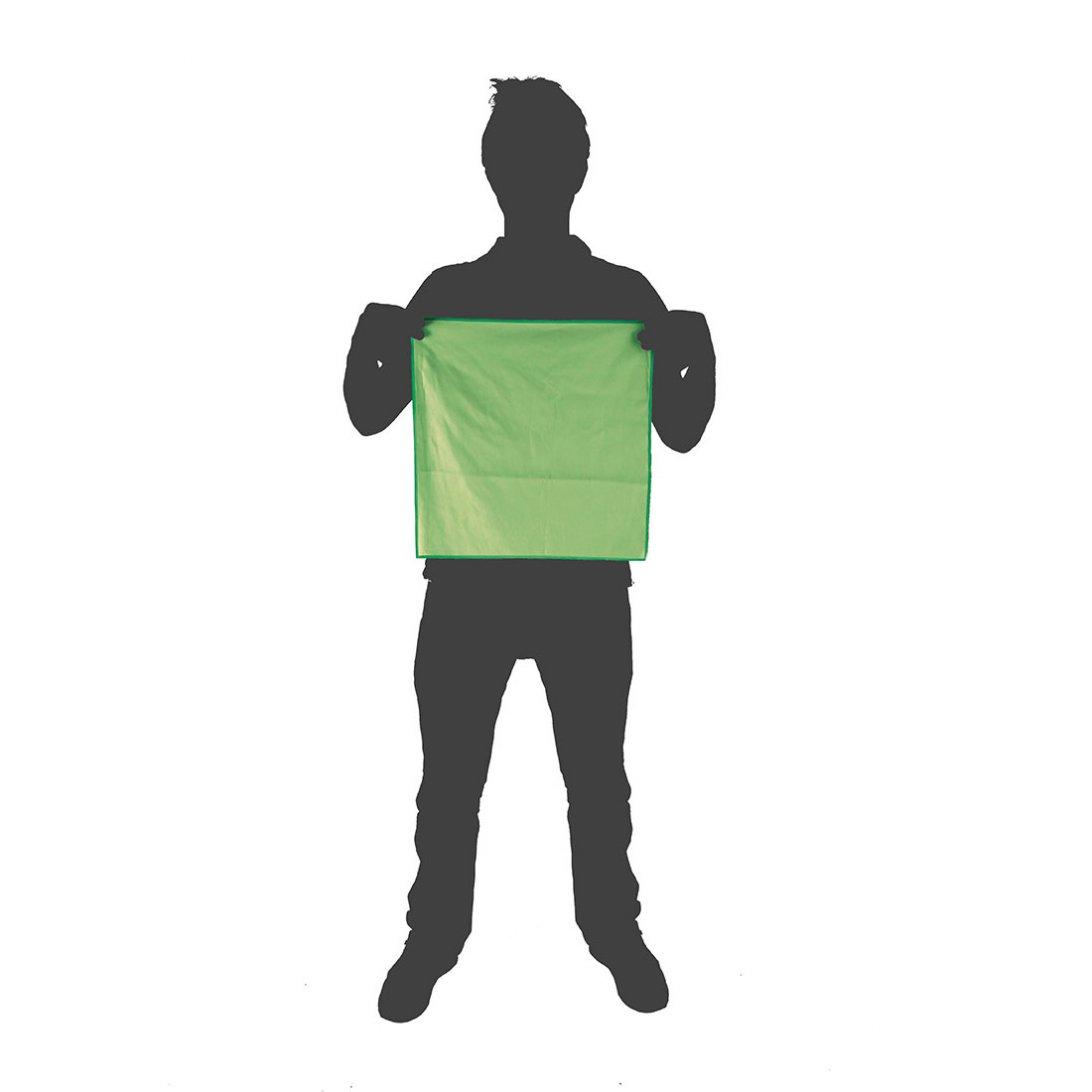 Softfibre Travel Towel Pocket size reference - Green