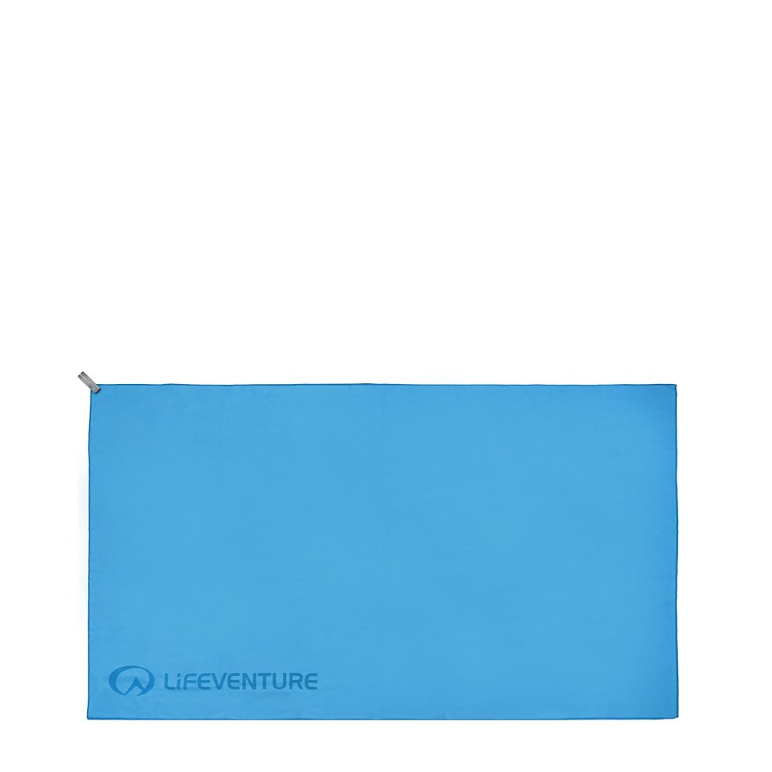 Softfibre Travel Towel XLarge - Blue
