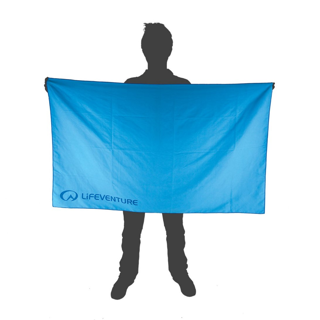 Softfibre Travel Towel Giant size reference - Blue