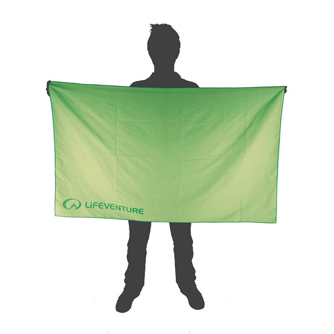 Softfibre Travel Towel Giant size reference - Green