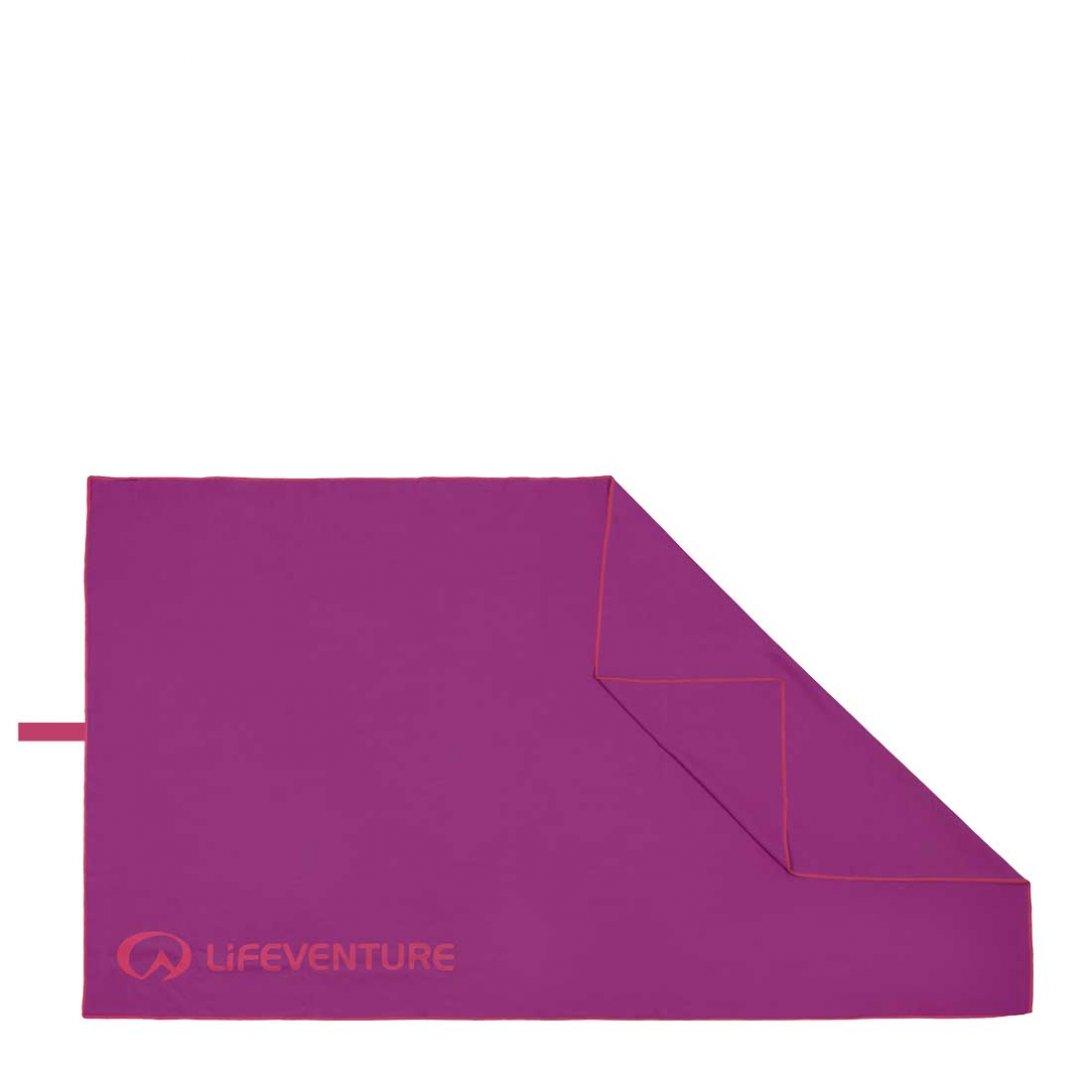 Softfibre Lite Travel Towel Giant - Purple