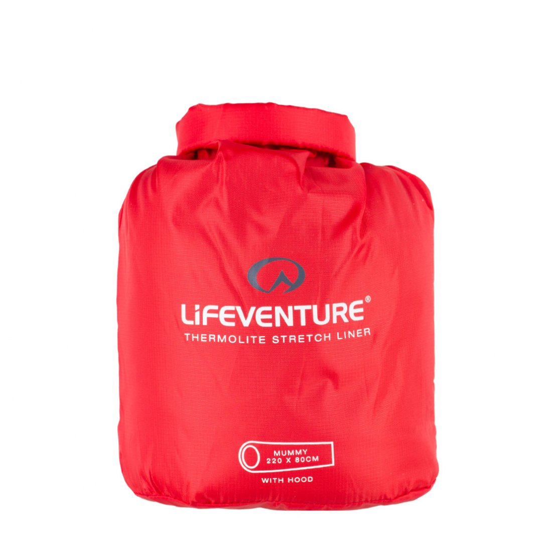 Thermolite sleeping bag liner carry case