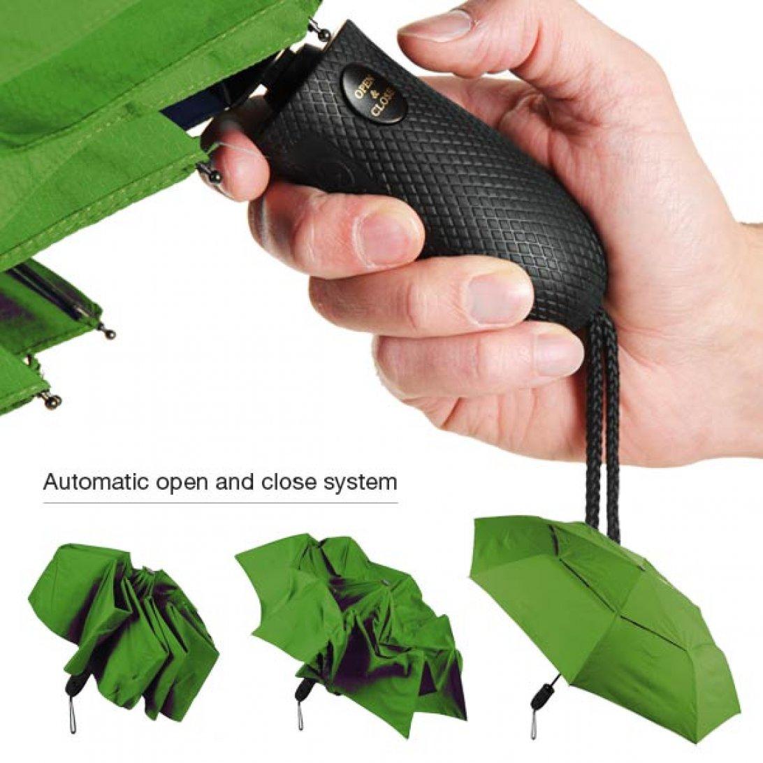Green Trek umbrella