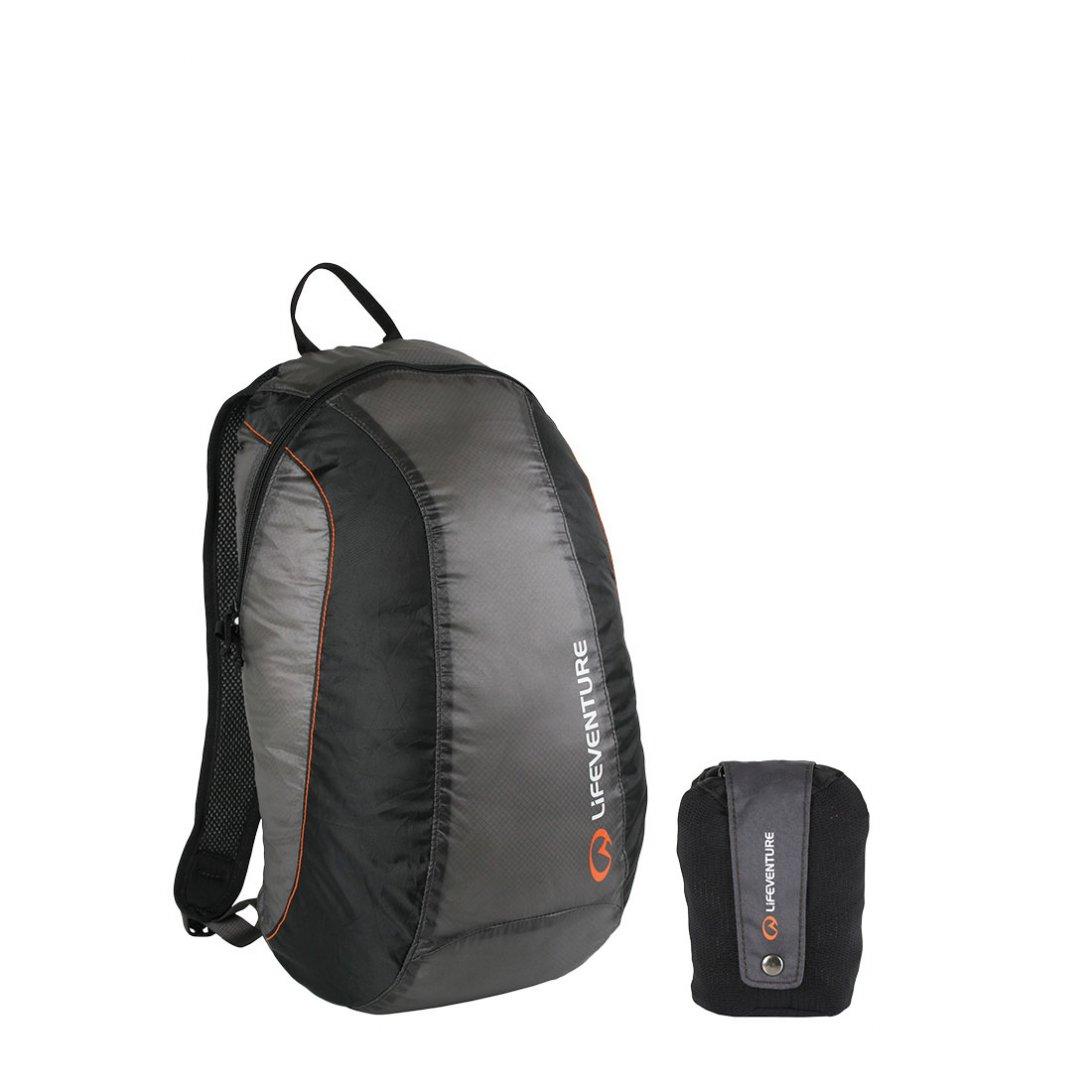 Packable rucksack stuff sack