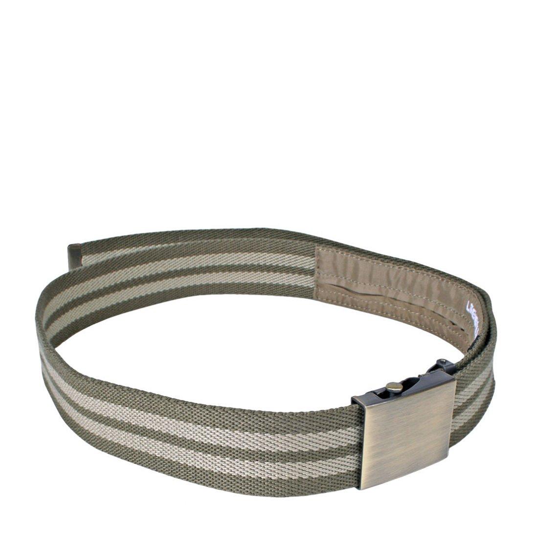 Beige money belt