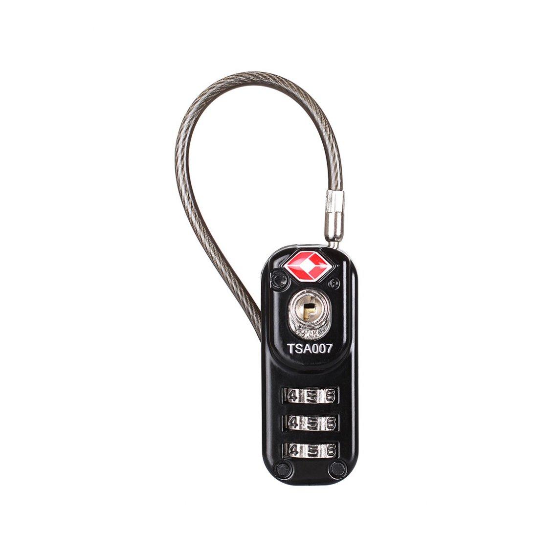 TSA Zipper Lock