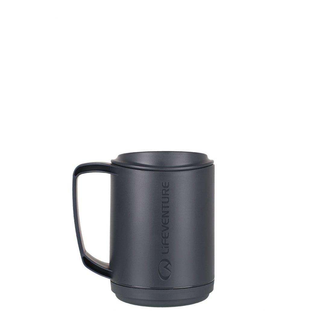 Ellipse Insulated Mug - Graphite