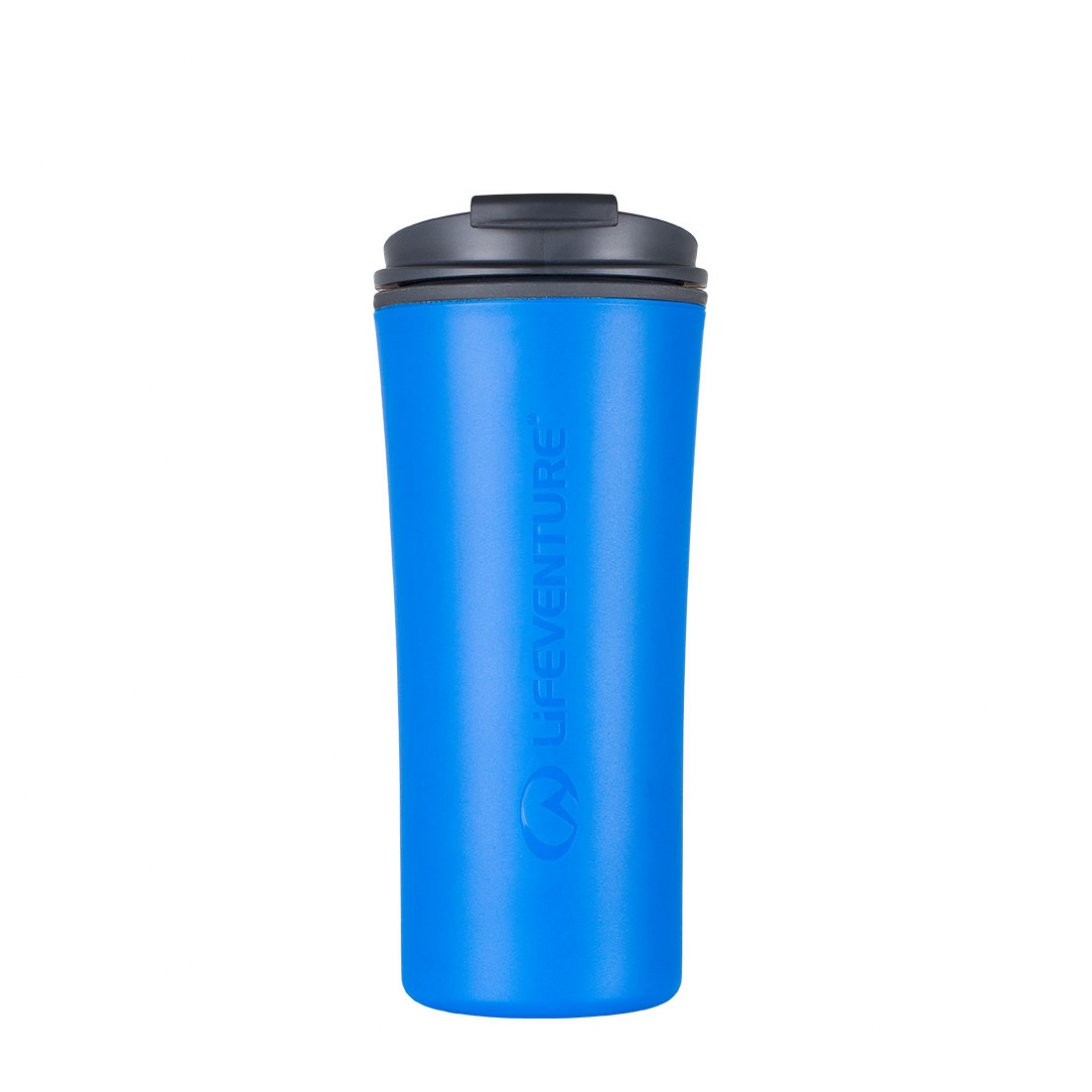 Ellipse Travel Mug - Blue