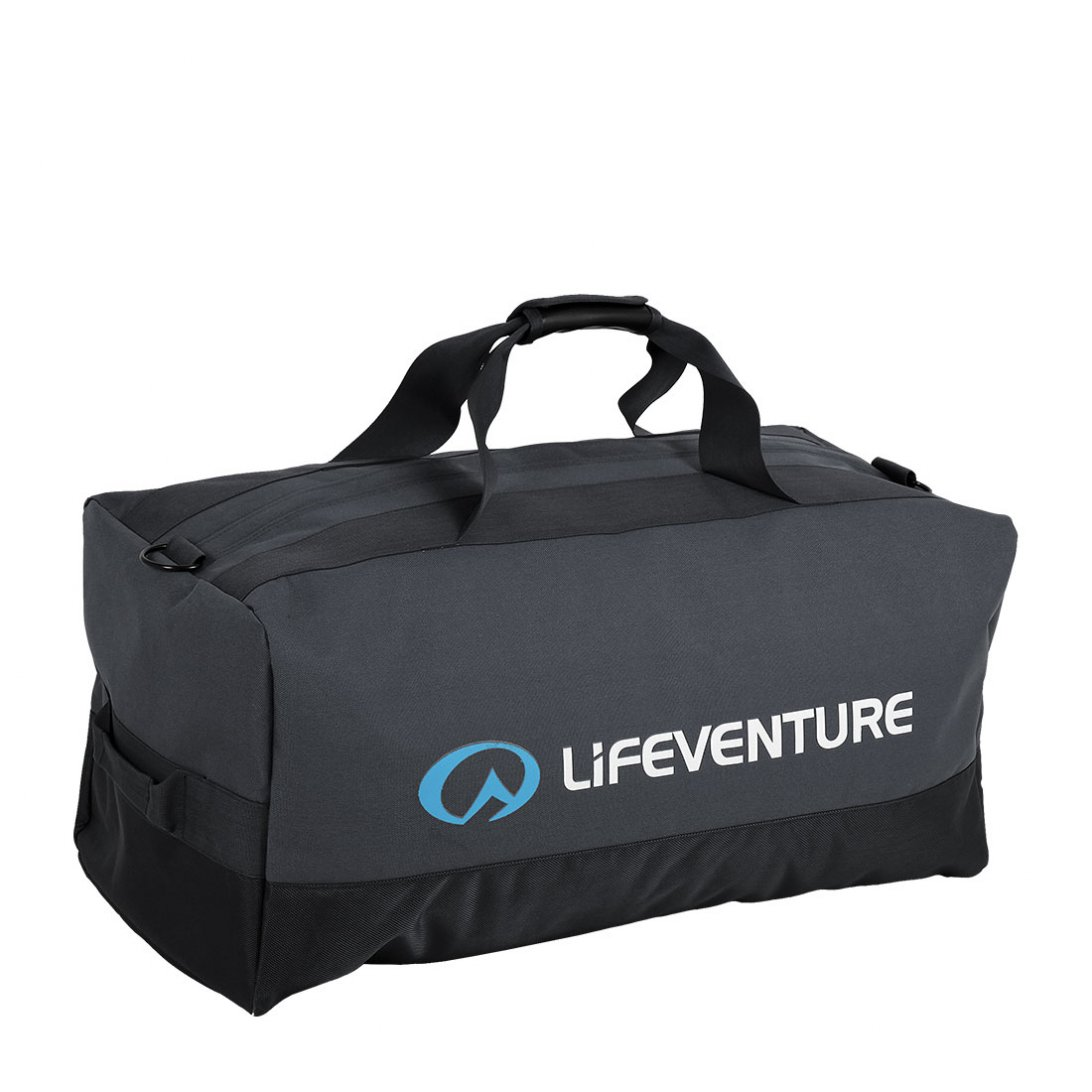 Black Expedition duffle bag