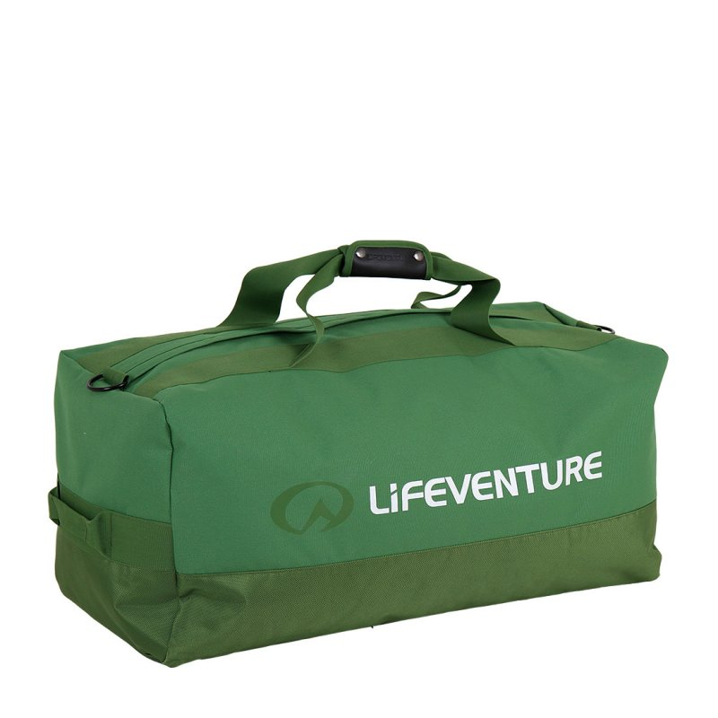 Green Expedition duffle bag