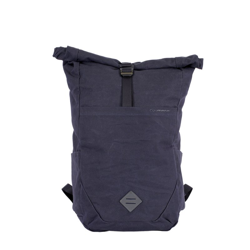 Kibo 25 RFiD Travel Backpack - Navy