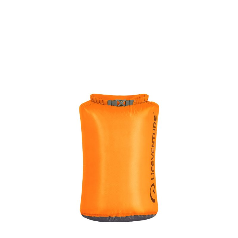 Orange 15L dry bag