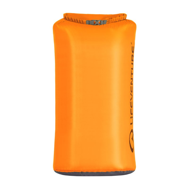 Orange 75L dry bag