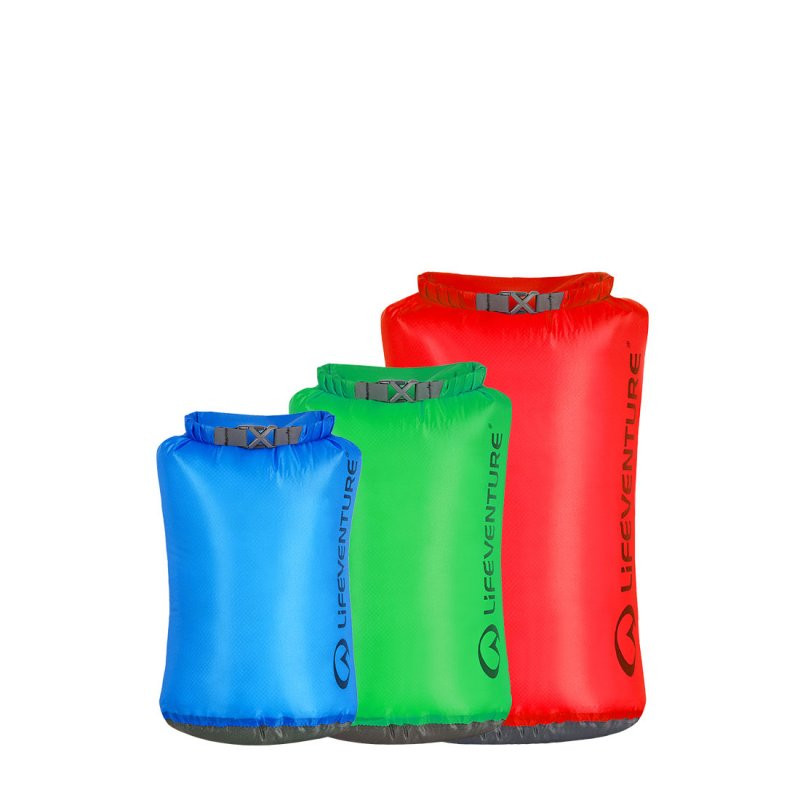 Ultralight dry bag set