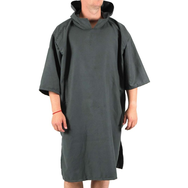 Compact Changing Robe - Grey