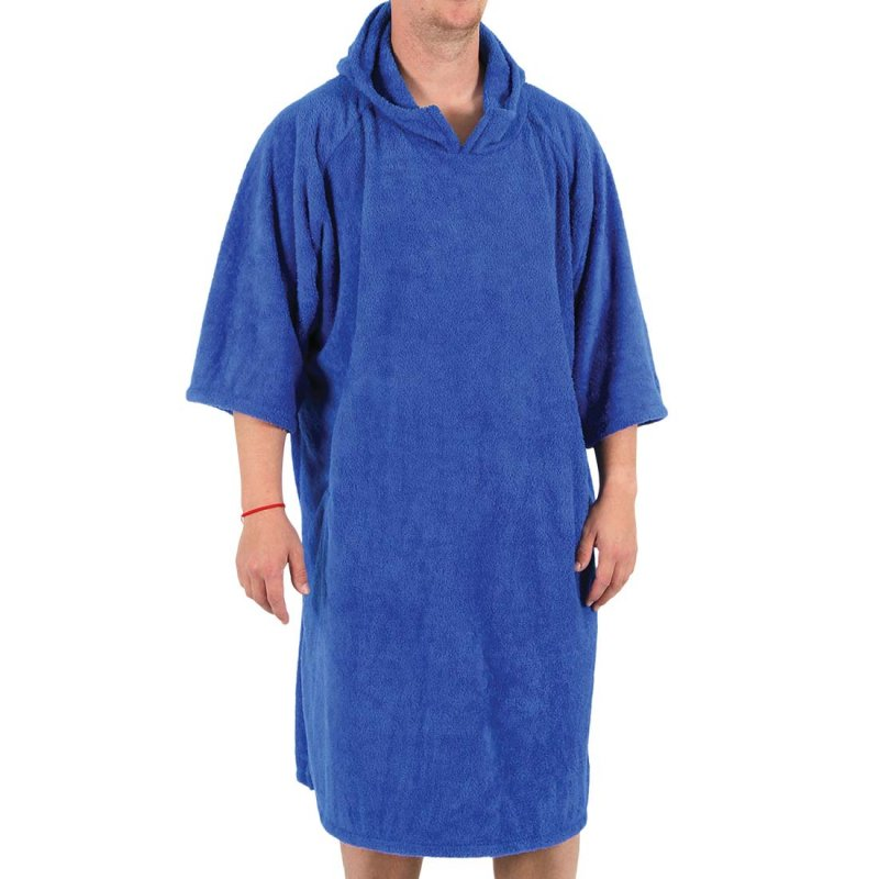 Warm Changing Robe - Blue