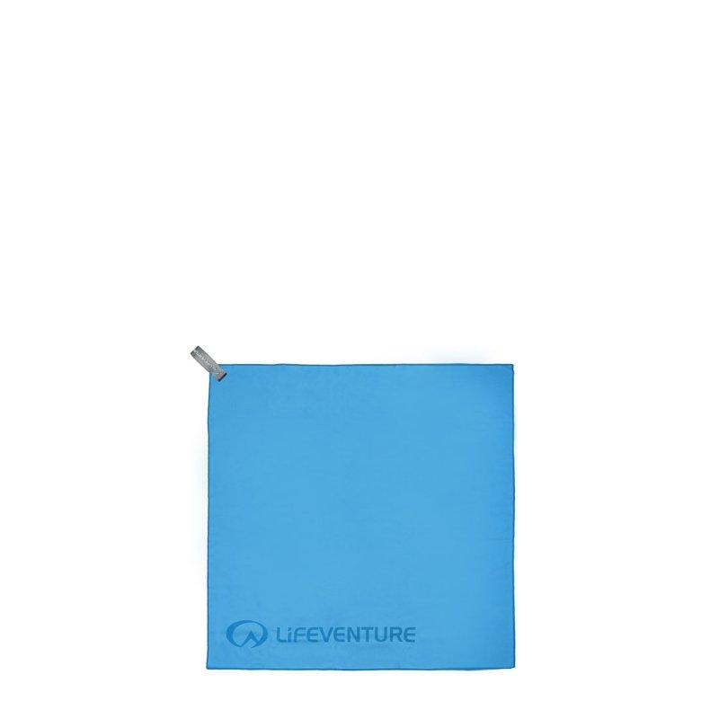 Softfibre Travel Towel Pocket - Blue