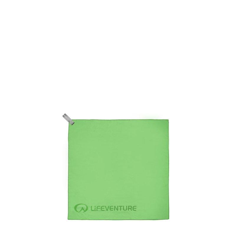 softfibre Travel Towel Pocket - Green