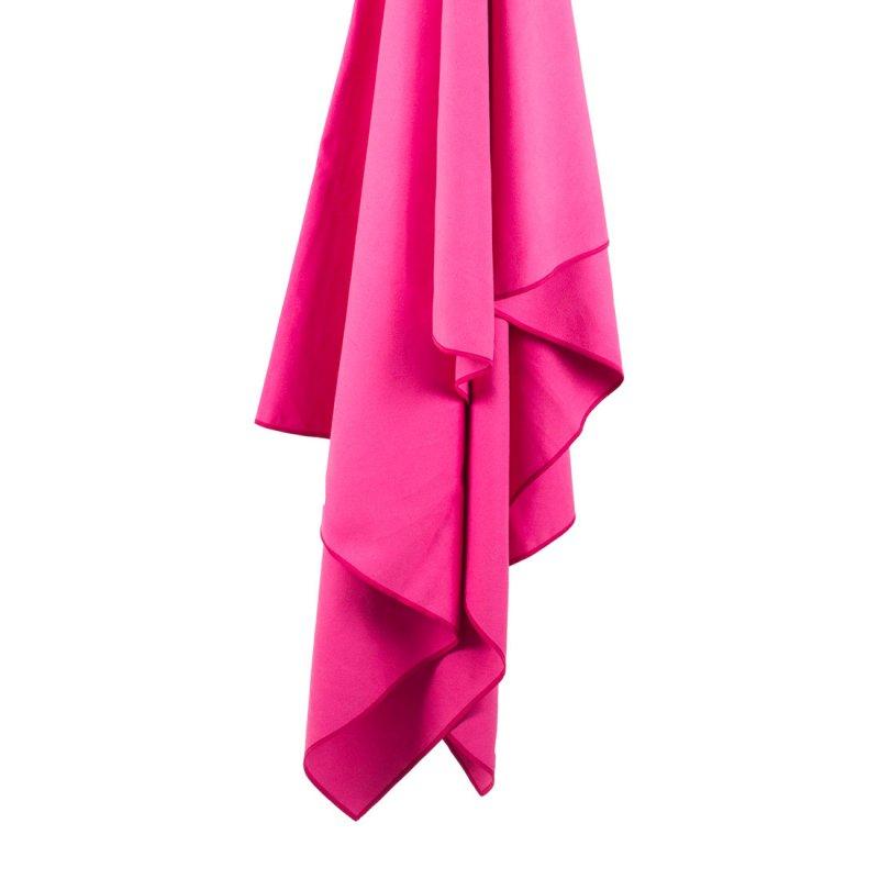 Softfibre Travel Towel hanging - Pink