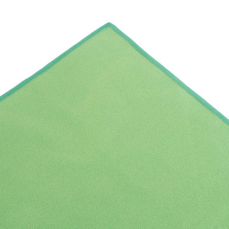 Softfibre Travel Towel swatch - Green