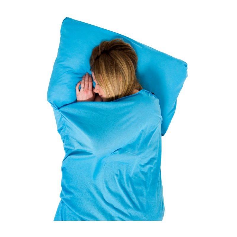 Aqua Coolmax sleeping bag liner
