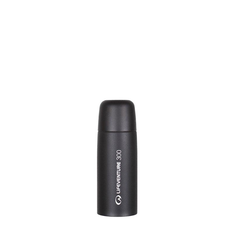 TiV Vacuum Flask 300ml - Black